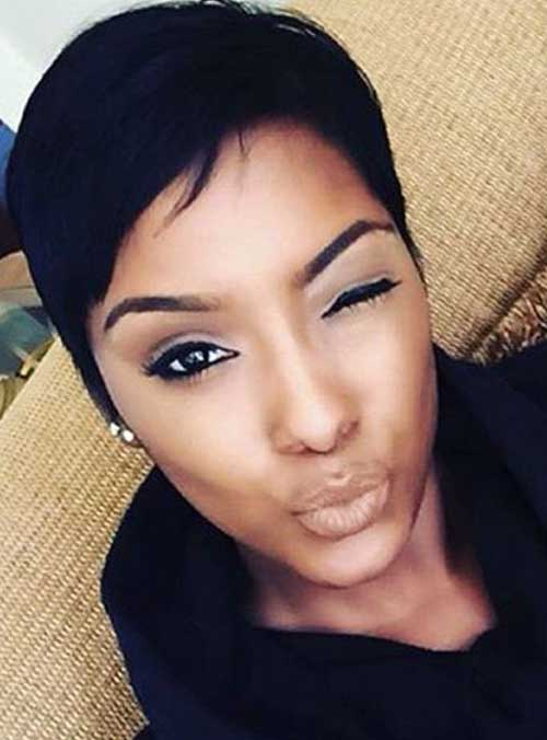 25 Best Black Girl Short Hairstyles Short Hairstyles