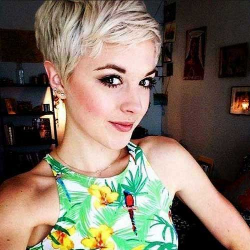Blonde Short Haircuts-18
