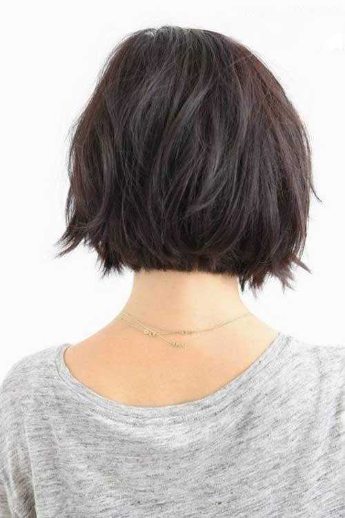 Haircuts For Short Hair 2016-18