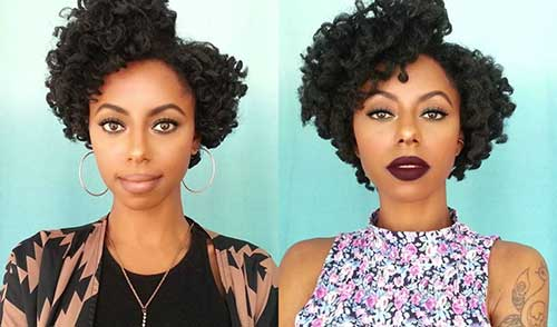 Short Curly Hairstyles 2015-18