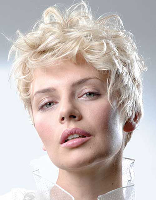 Short Hairstyles for Curly Hair 2015-18