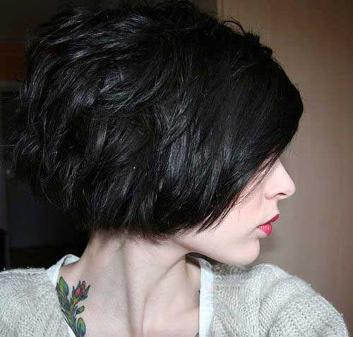 Short Layered Hair Styles-18