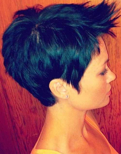 Pictures of Short Hair-19