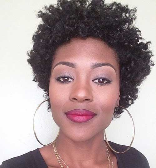 Short Hairstyles for Curly Hair 2015-19