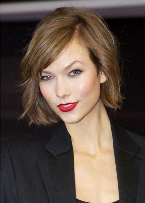 Celebrities with Short Hair 2015-20