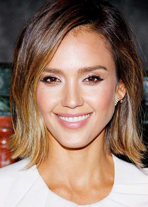 30 Best Jessica Alba Bob Hair Short Hairstyles
