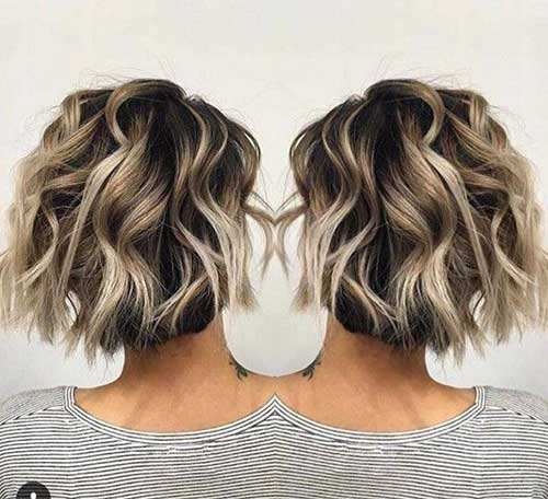 Short Haircuts for Curly Hair-20