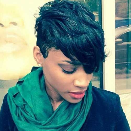 Short Hairstyles for Black Women 2015-20
