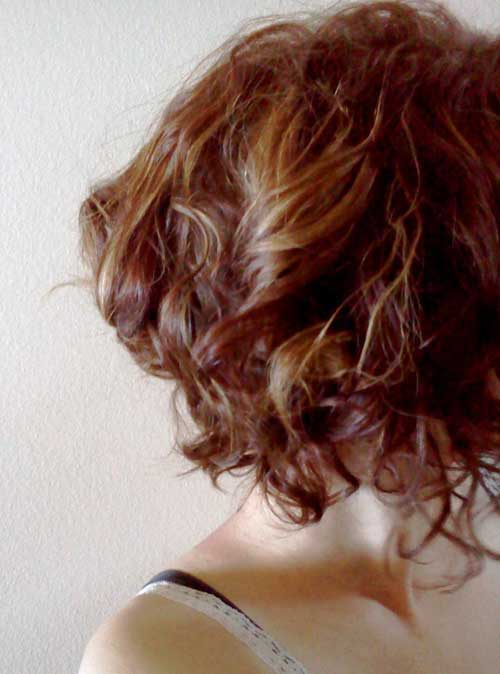 Short Hairstyles for Curly Hair 2015-20