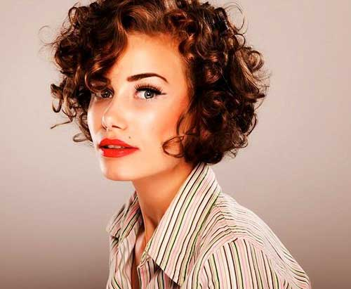 perms for short hair short hairstyles amp haircuts 2015 spiral perm ...