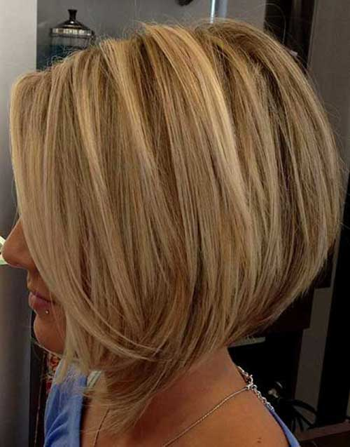 Hair Colors for Short Hair-22