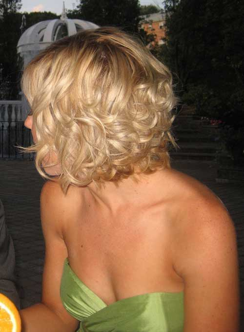 Short Hairstyles for Curly Hair 2015-22