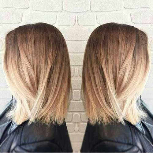Short Length Hair Styles-22