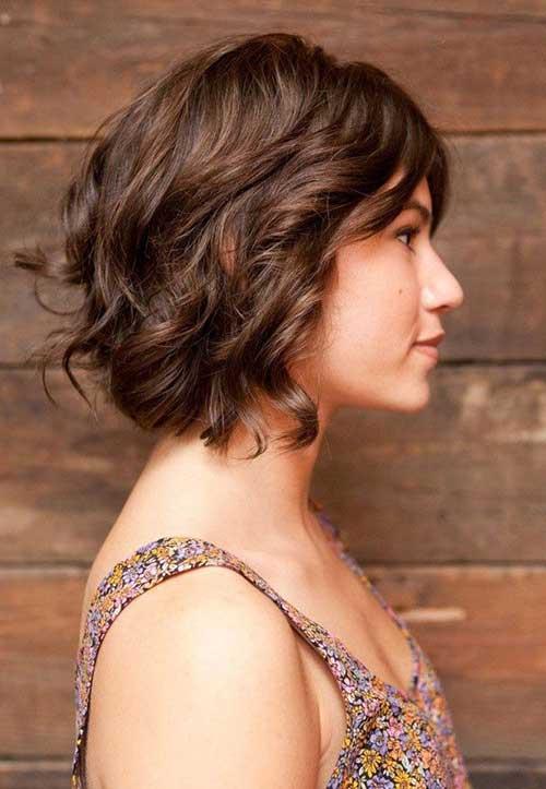 Short Haircuts for Curly Hair-23