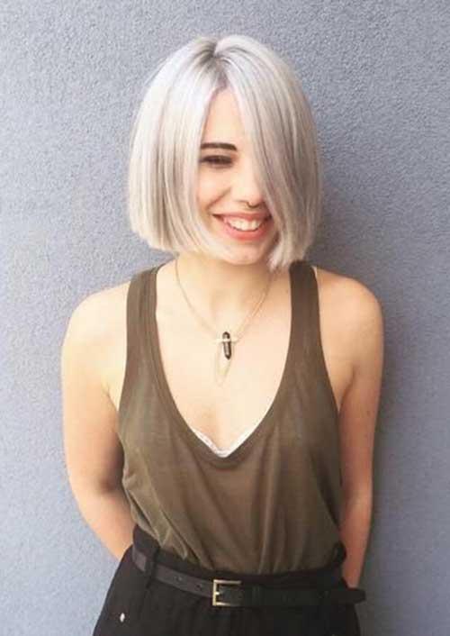 Short Length Hair Styles-23