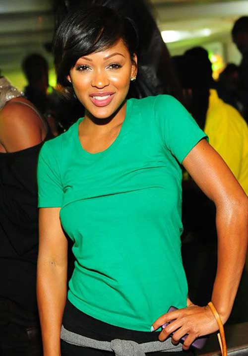 Very Short Hairstyles for Black Women-23
