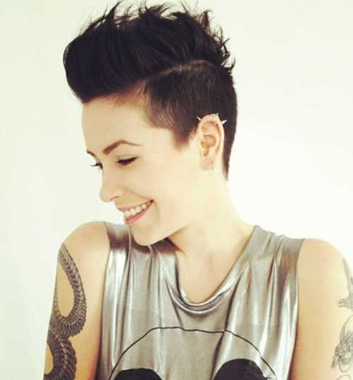 Short Haircuts For 2015-24