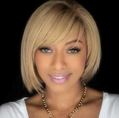 Short Hairstyles for Black Women 2015-24