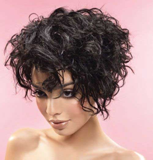 Short Hairstyles for Curly Hair 2015-24