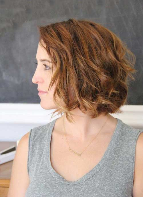 Short Length Hair Styles-24