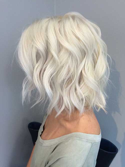 Hair Colors for Short Hair-25