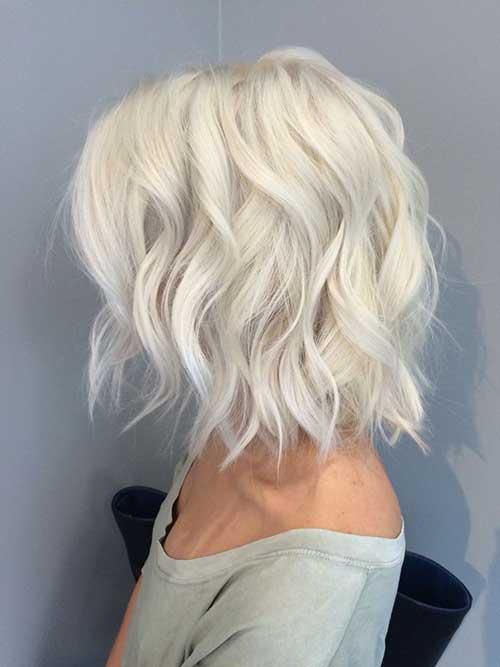 25.Hair Color for Short Hair