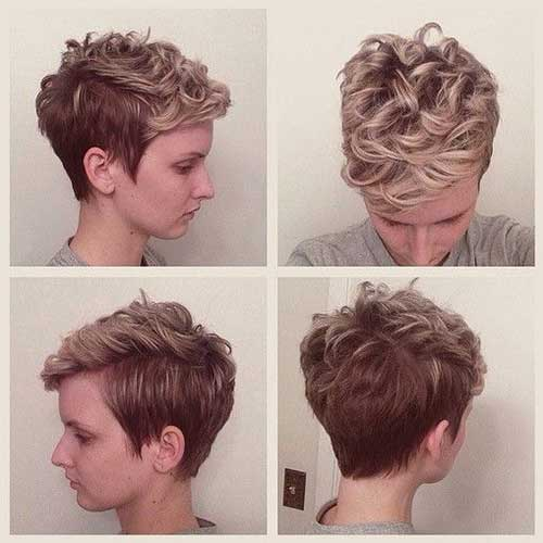 Short Haircuts For 2015-25