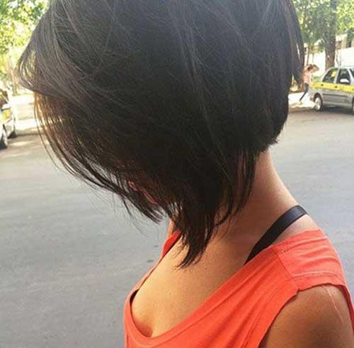 25.Short Length Hair