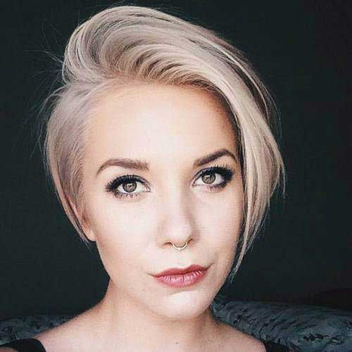 Admirable 30 Best Blonde Short Haircuts Short Hairstyles Amp Haircuts 2015 Hairstyles For Women Draintrainus