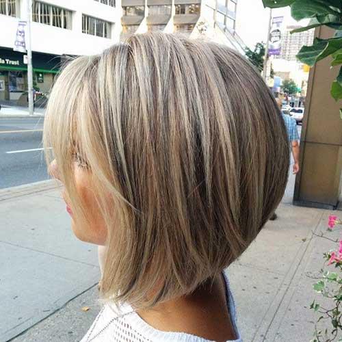 Hair Colors for Short Hair-28