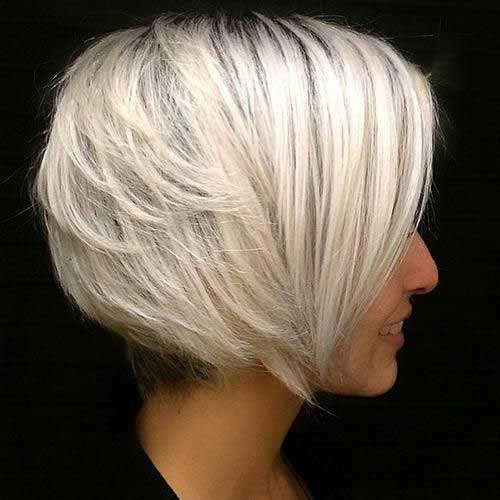 Hair Colors for Short Hair-29