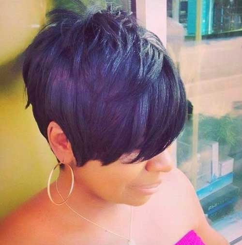 Short Hairstyles for Black Women 2015-29