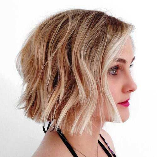 Blonde Short Haircuts-30