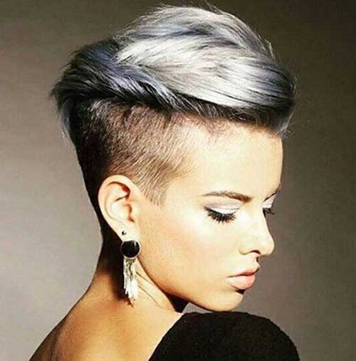 Hair Colors for Short Hair-35