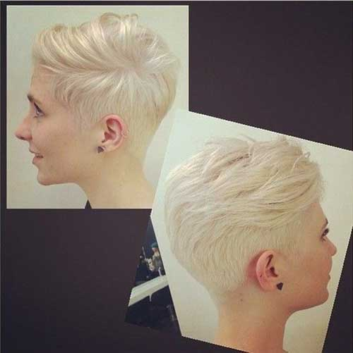 Short Haircuts For 2015-36