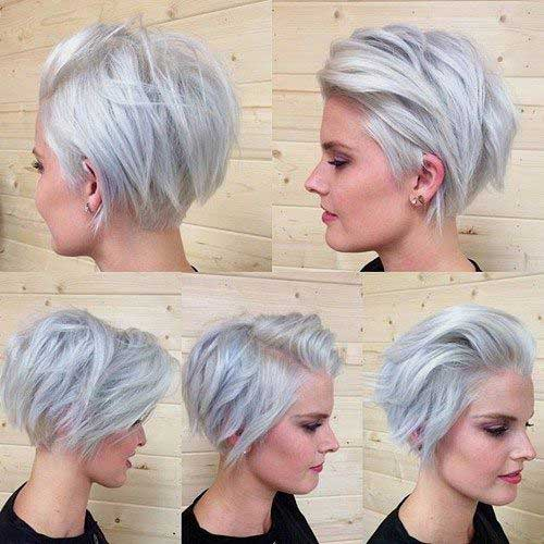 Hair Colors for Short Hair-39