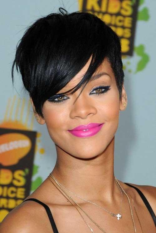 Rihanna Pixie Cuts-6