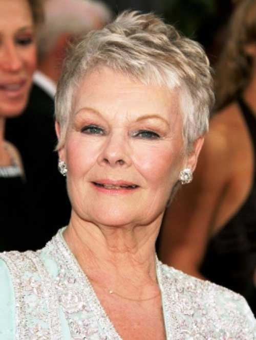 Short Hair Cuts For Older Women-6