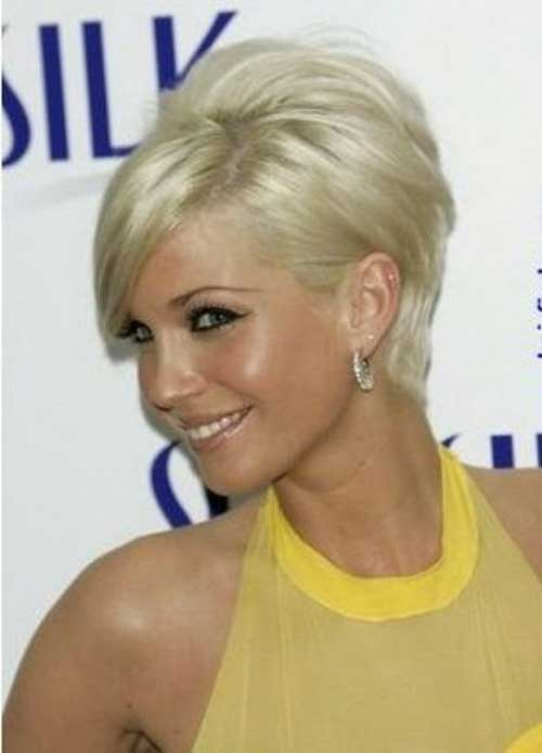 Short Hair Cuts For Women Over 40-6