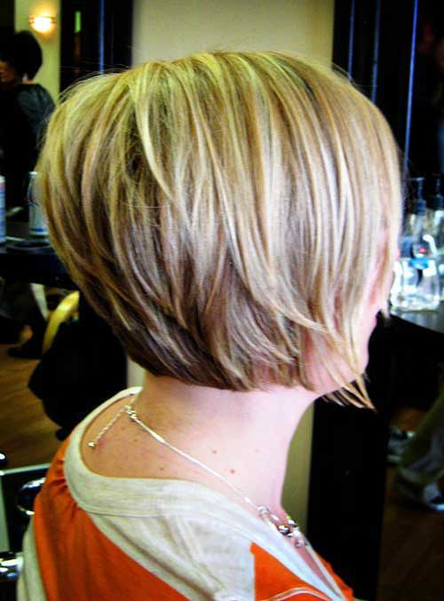 Short Layered Hair Styles-6