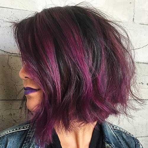 Textured Short Haircuts-6