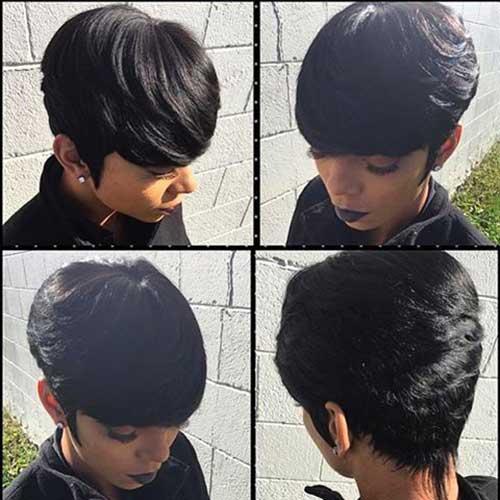 Fabulous 25 Best Black Girl Short Hairstyles Short Hairstyles Amp Haircuts 2015 Hairstyles For Men Maxibearus