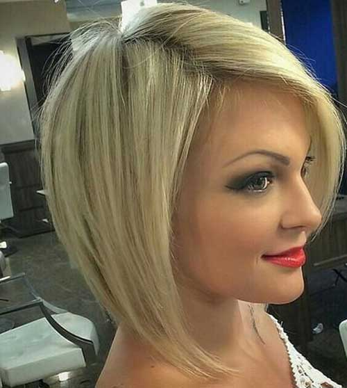 Hair Colors for Short Hair-7
