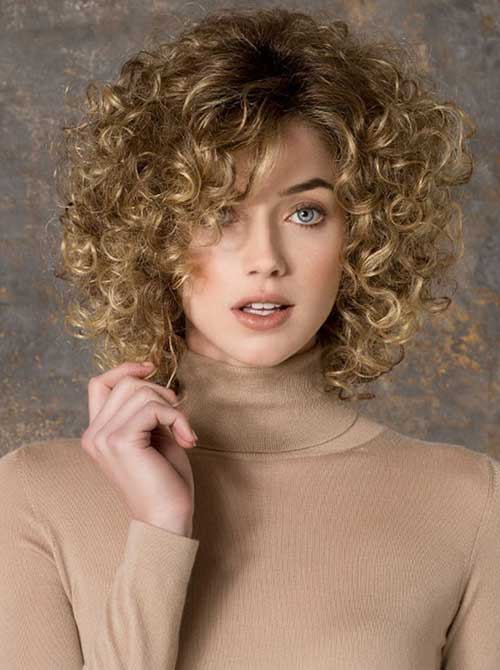Short Curly Hairstyles 2015-7