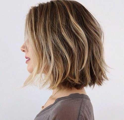 Short Layered Hair Styles-7