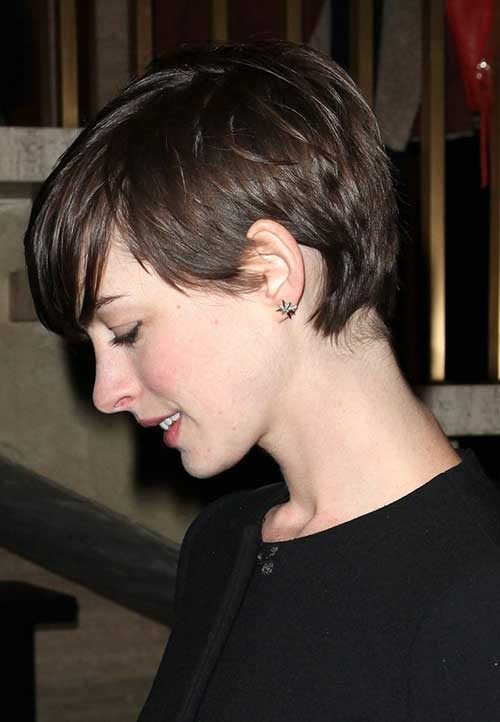 Very Short Hair for Women-7
