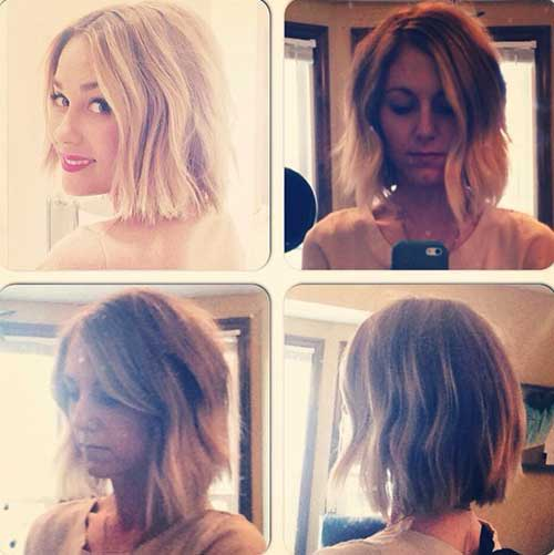 Celebrity Short Hairstyles 2016-8