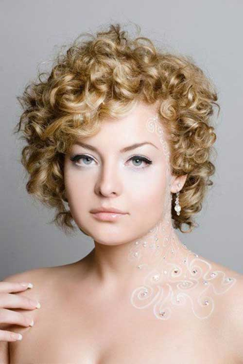 Short Curly Hairstyles 2015-8