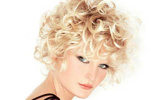 Short Hairstyles for Curly Hair 2015-8