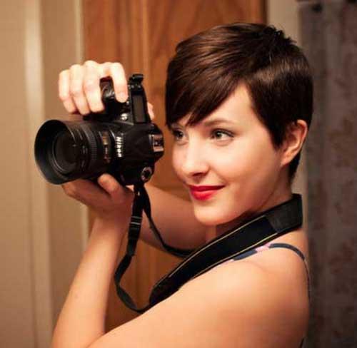 Very Short Hair for Women-8